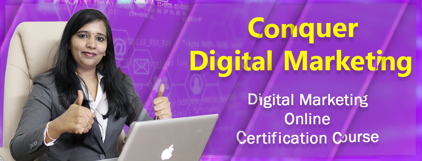 Digital Marketing Online Training